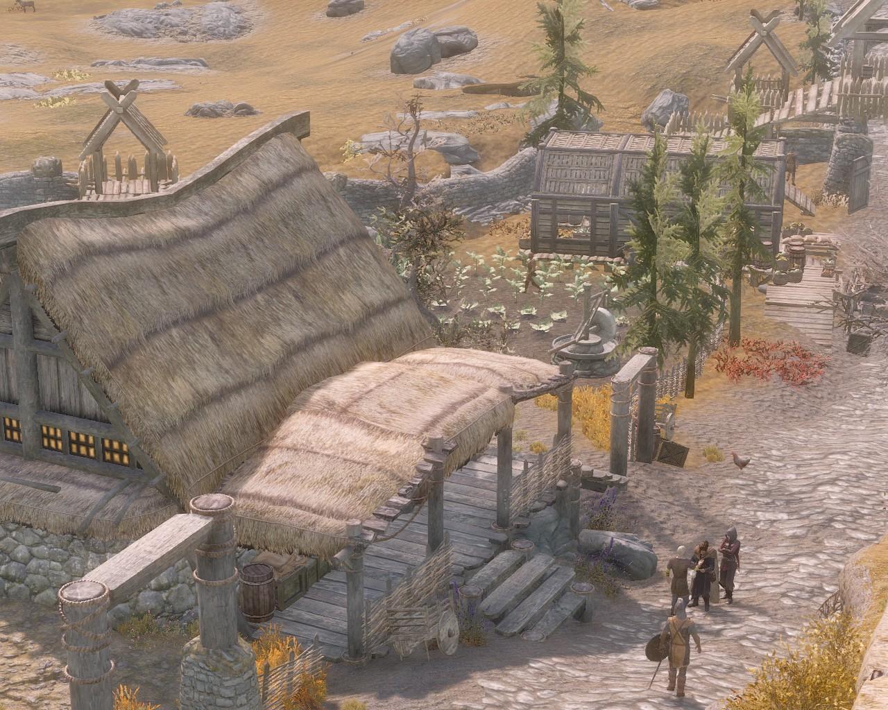 12次回予告:農村!