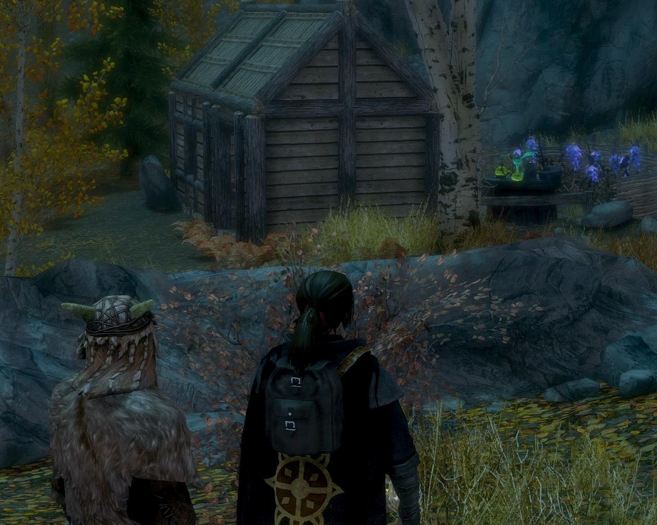 01錬金術師の小屋