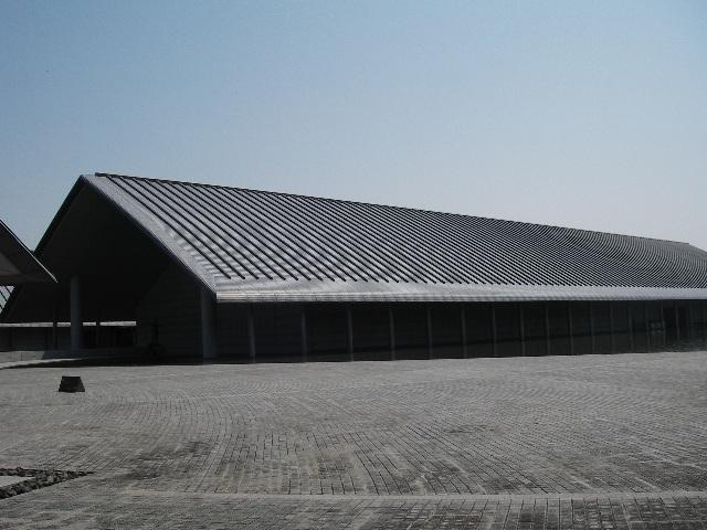 佐川美術館1201605