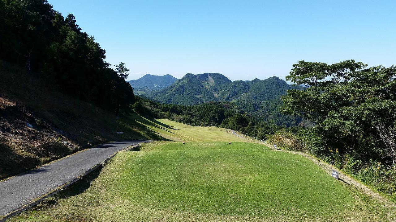 茂原ゴルフ場のコース