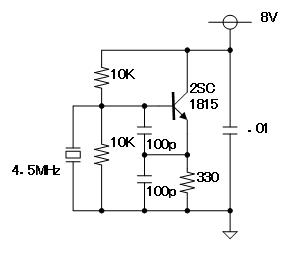 ワイヤレスアンプAK-122(送受信周波数ミスマッチ)治療2