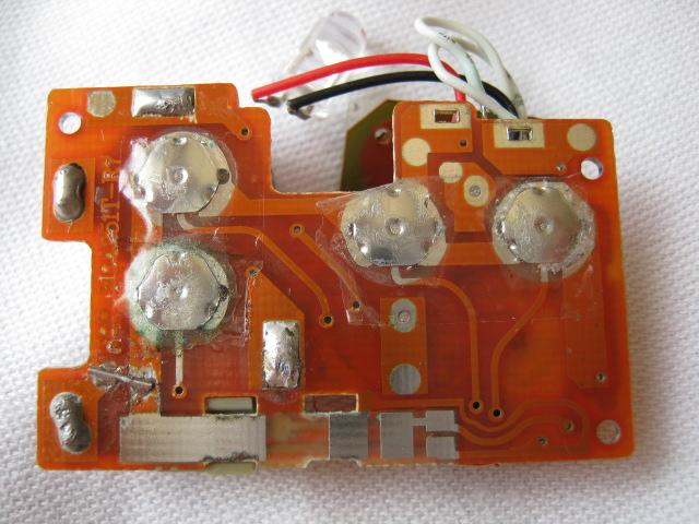 Q-STEER送信機(マイコン換装)2