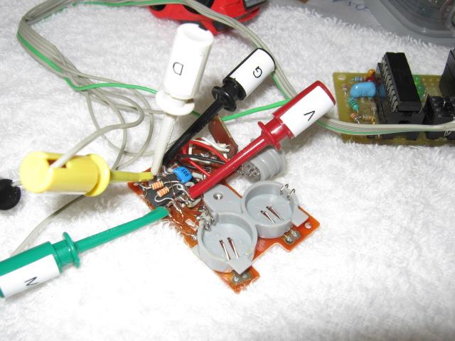 Q-STEER送信機(マイコン換装)5