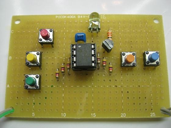 Q-STEERクローン送信機