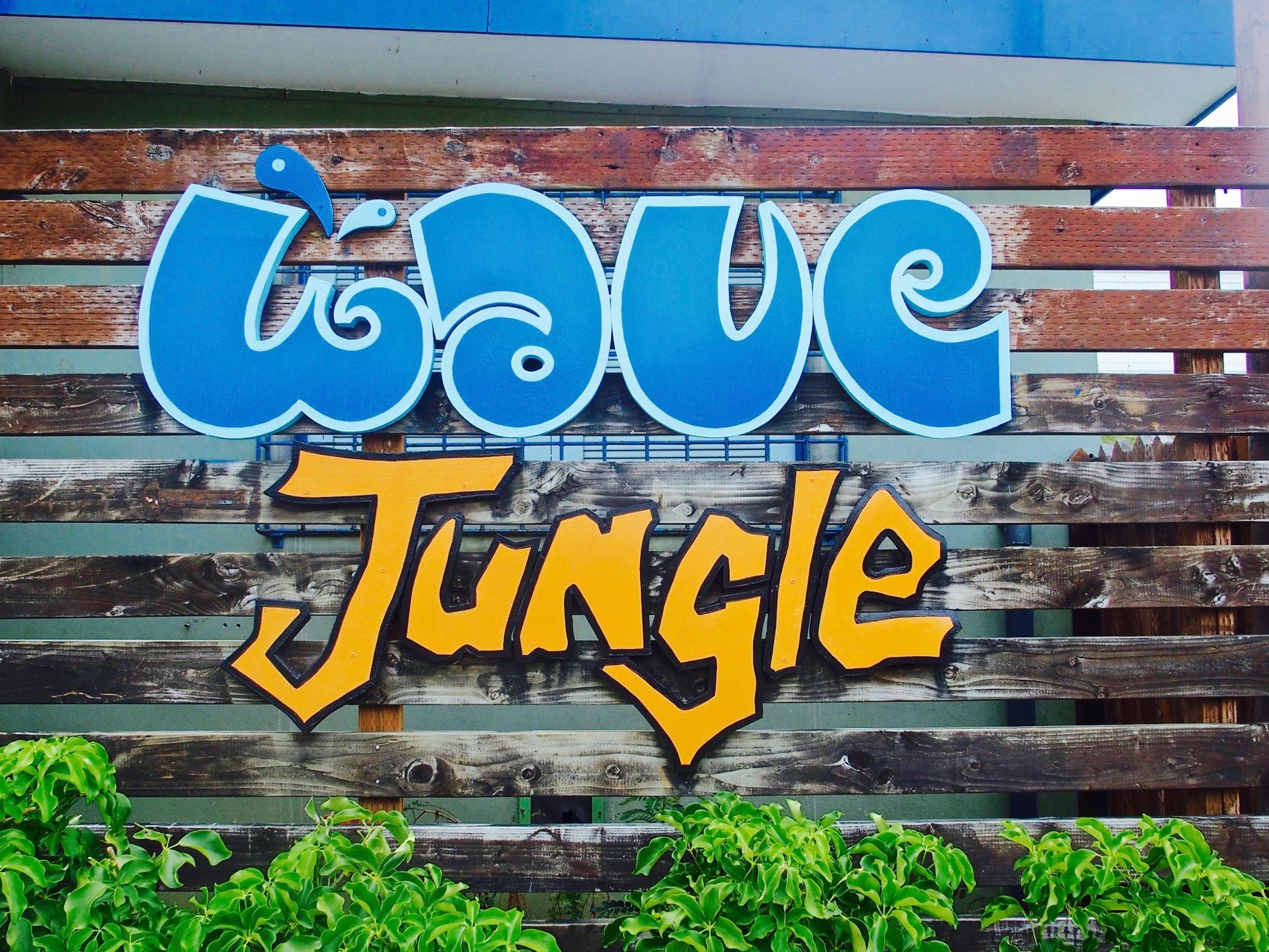 Wave Jungle
