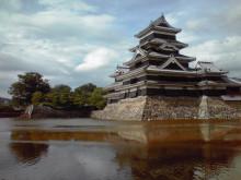 張良の孫のブログ-松本城2