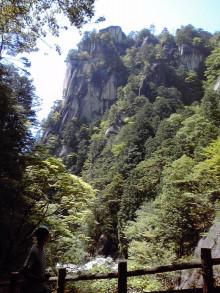 張良の孫のブログ-昇仙峡