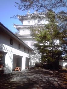 張良の孫のブログ-忍城の櫓