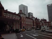 張良の孫のブログ-東京駅丸の内