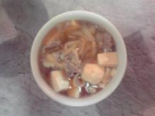 張良の孫のブログ-肉豆腐