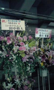 マー君の花