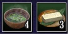 みそ汁と豆腐