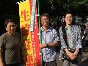 5月20日裾野市平和行進 (2)