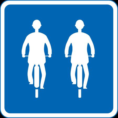 指示標識の一例