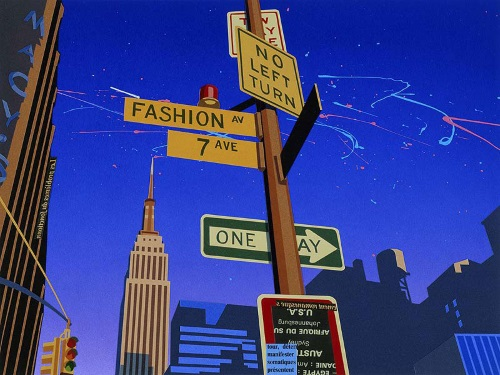 道路標識とは