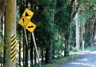 道路標識の例