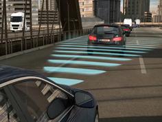 車間距離の制御