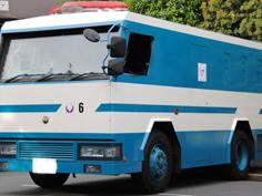 スーパーグレート・警備車