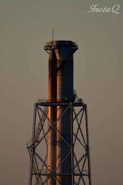 夕日の塔01