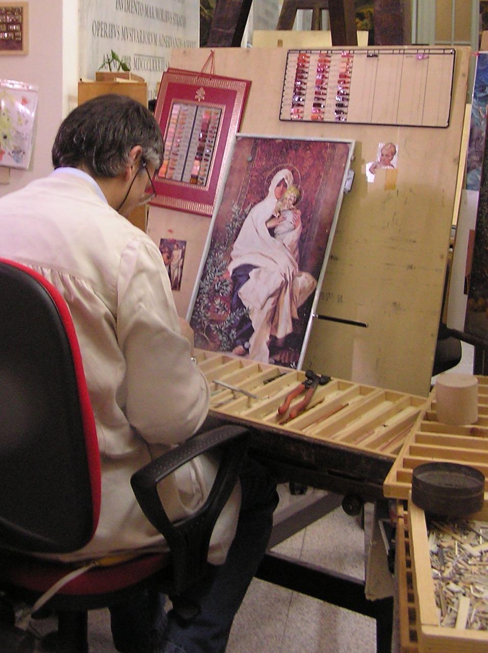 Vatican atelier3