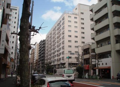 P327034小島アパート(三味線堀)
