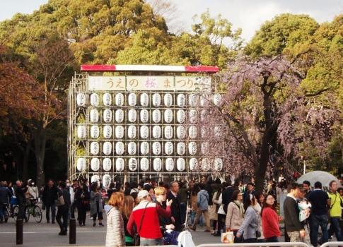 P327064うえの桜まつり