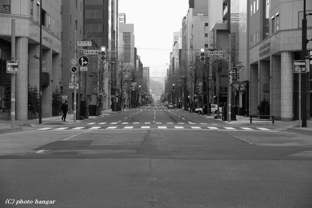 区画ストリート
