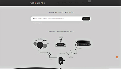 Wine Lister