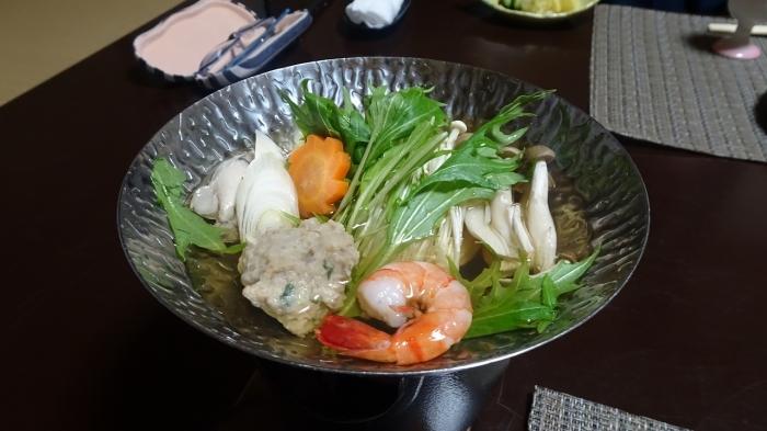 弓ヶ浜いち番館食事 (2)