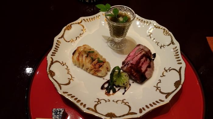 迎賓館夕食 (8)
