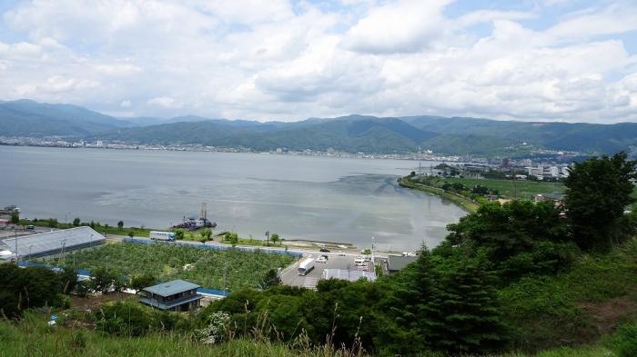 白樺湖と八島湿原 (1)