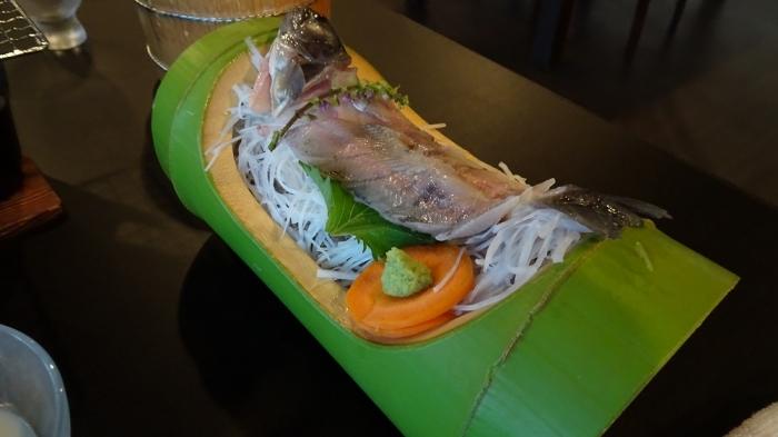 ふるさと館夕食 (5)