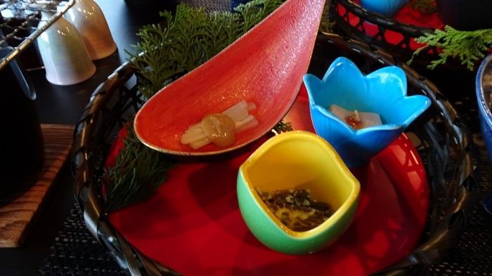 ふるさと館夕食 (2)