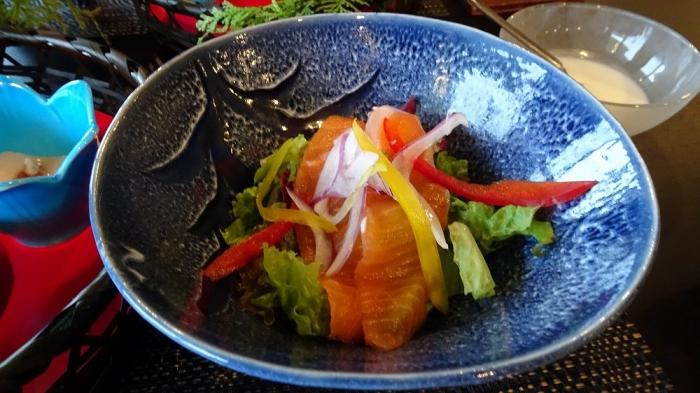 ふるさと館夕食 (3)