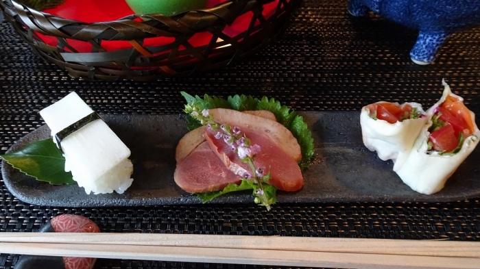 ふるさと館夕食 (4)