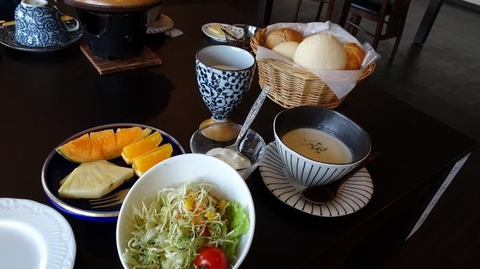 ふる里館朝食 (8)