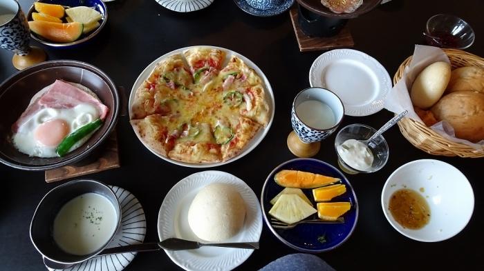 ふる里館朝食 (12)