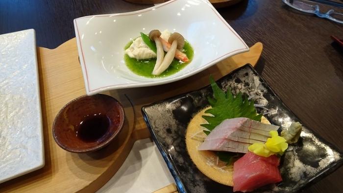 花庵食事 (2)