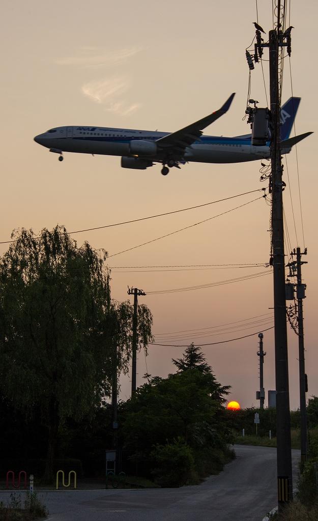 富山空港H28_6_17