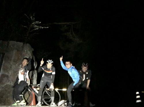 天狗岩記念撮影160412