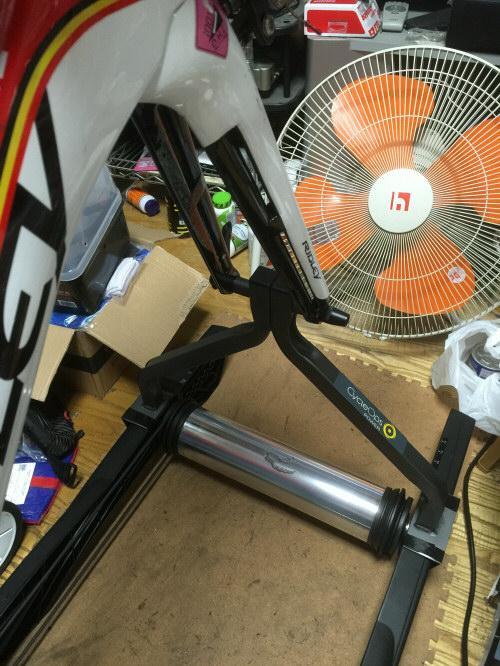 ローラー台補助装置