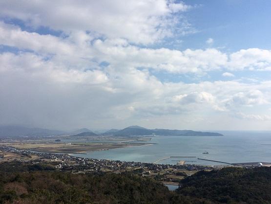 大海山展望