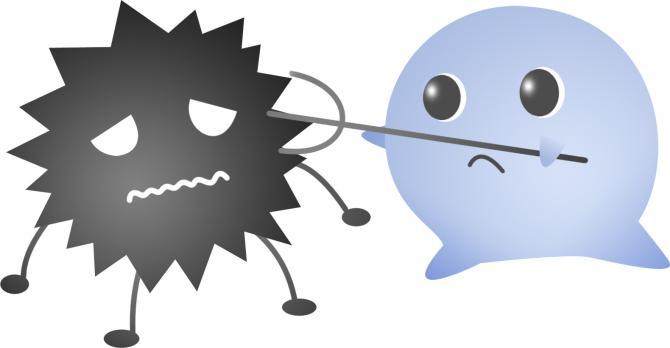 がん細胞VS免疫細胞