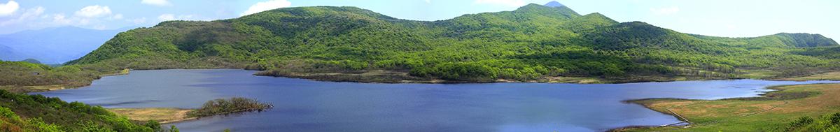 雄国沼パノラマ