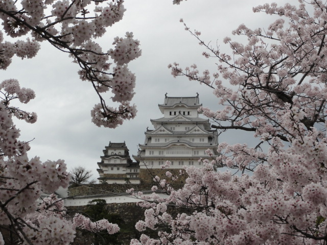 2016年4月4日姫路城