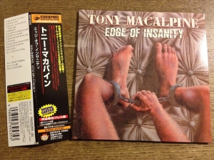 Tony Macalpine(Edge Of Insanity)