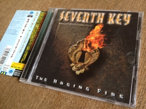 Seventh Key(The Raging Fire)