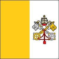 バチカンの国旗