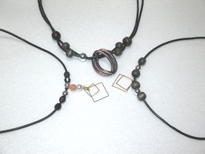 ネックレス3種