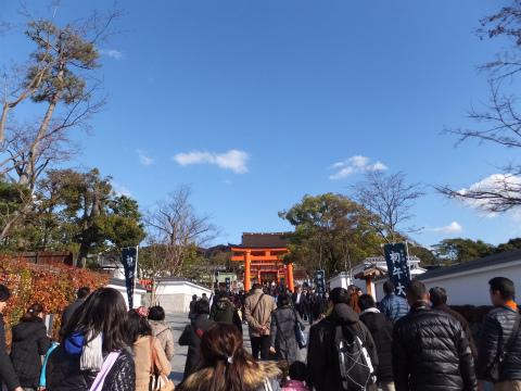伏見稲荷2
